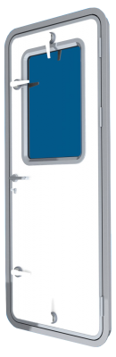 Bofor Light Weathertight Marine Door - D0hg