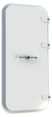 Bofor proud weathertight marine door mechanism , insulation  DWHPRAL
