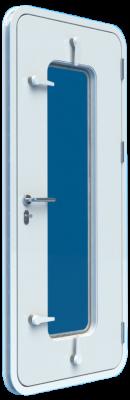 main D01Chg2_exterior close - weathertight door