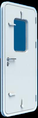 main D01Chg_exterior close - weathertight door