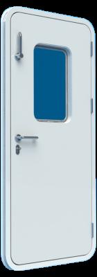 main D01Cmg_exterior close - weathertight door